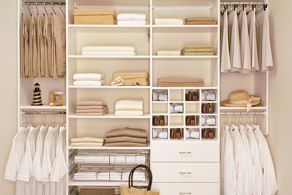 Baker Design Group - Our Dallas Designer's Spring Cleaning Closet Tips