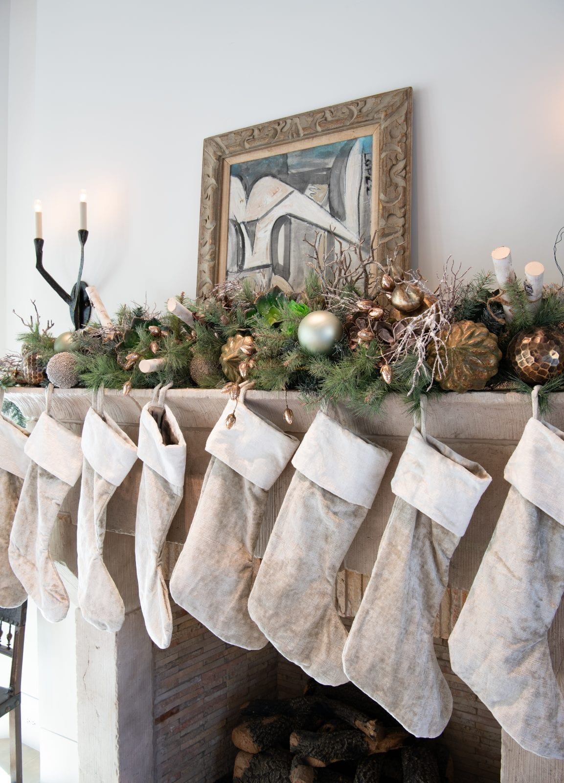 Baker Design Group - A Modern Twist On The Traditional Christmas